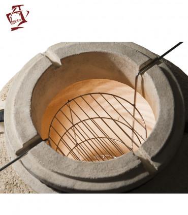 Amphora / Amfora Tandoor Grillrost groß