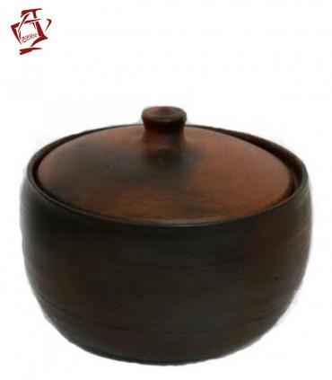 Amphora / Amfora Tandoor Keramik Schmortopf 2L mit Deckel