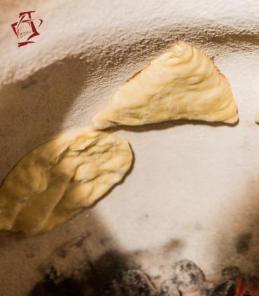 Amphora / Amfora Tandoor Brot Back-Set