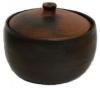 Keramik-Topf (Kazan) 2 l, mit Deckel
